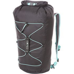 Exped Cloudburst 25 Backpack black-pool blue